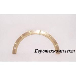 236-1005183-Д (Р1) Полукольцо коленвала ремонтное ЯМЗ